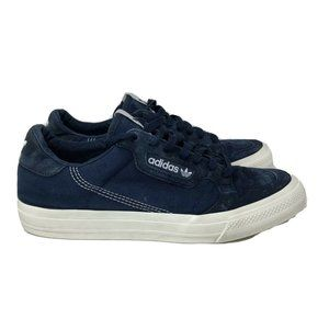 Adidas Continental Vulc EF3521 Men's Size 10 Navy